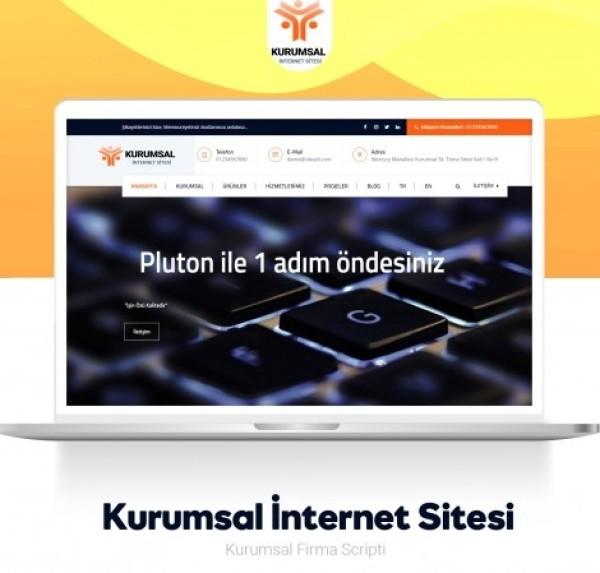 Kurumsal İnternet Sitesi