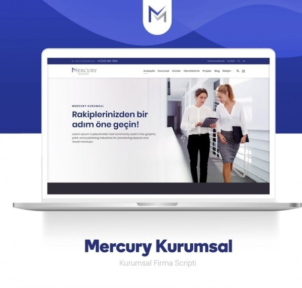 Mercury Kurumsal V1